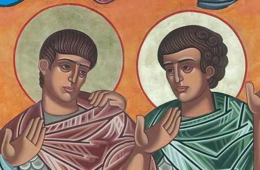 st serge and st bacchus