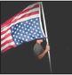 inverted flag