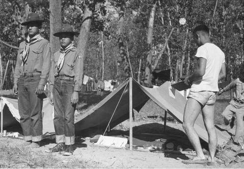 takei scouts