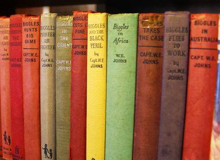 biggles books II