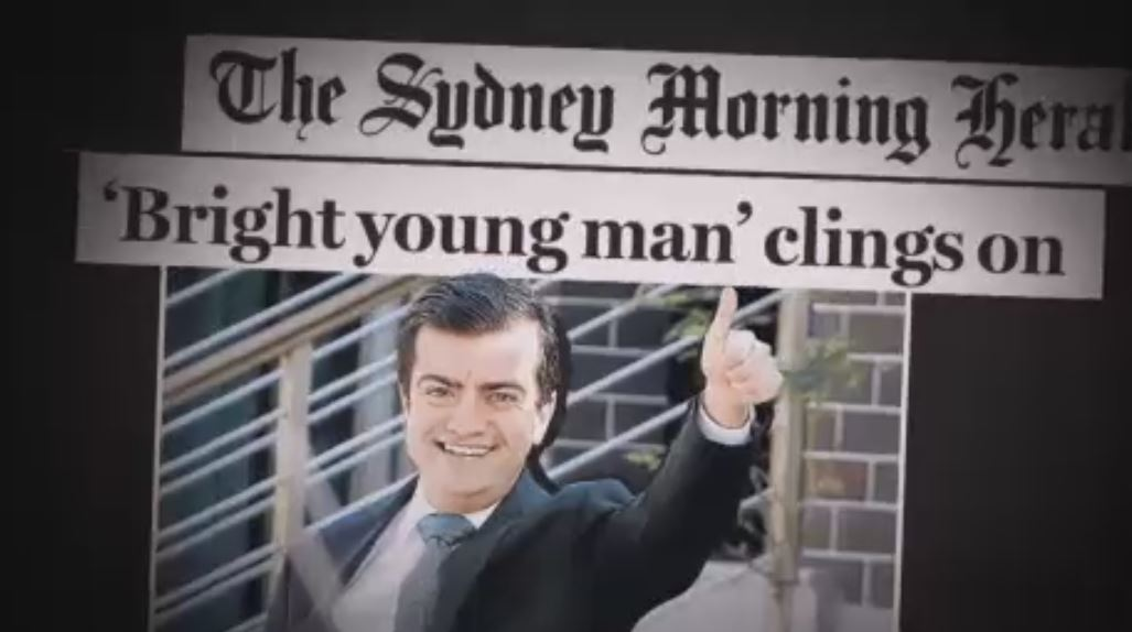 dastyari headline