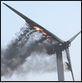 burning turbine