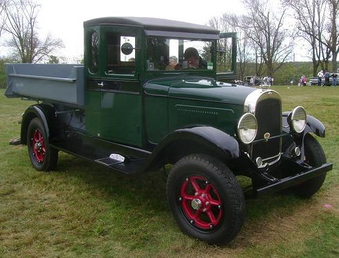 whippet truck