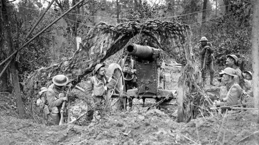 amiens artillery