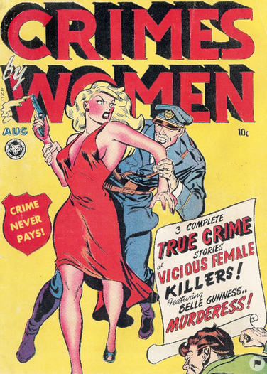 crimes by gals