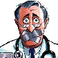 gagged doctor