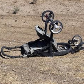 broken pram II