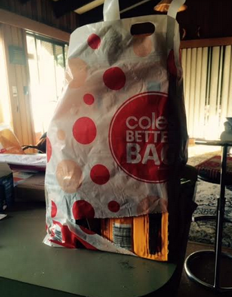 coles bag