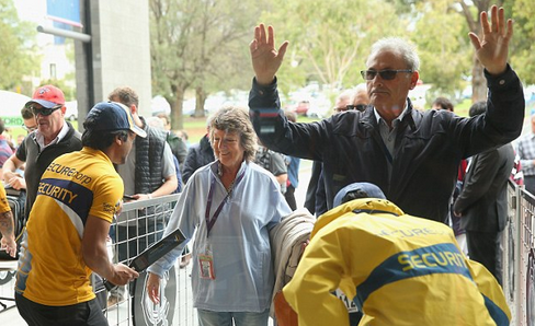 mcg security